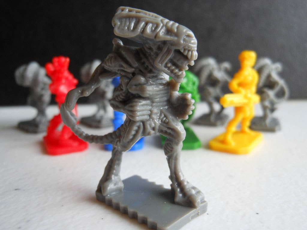 Operation: Aliens Alien Queen playing piece