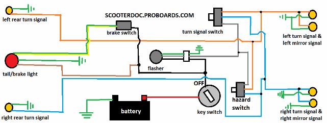 Wiring Diagram For Jonway 150 Auto Light Switch Wiring Diagram Begeboy Wiring Diagram Source