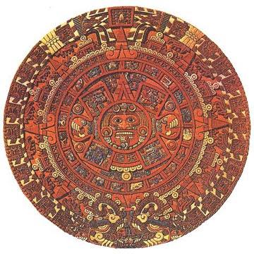 La Piedra Del Sol Los Aztecas