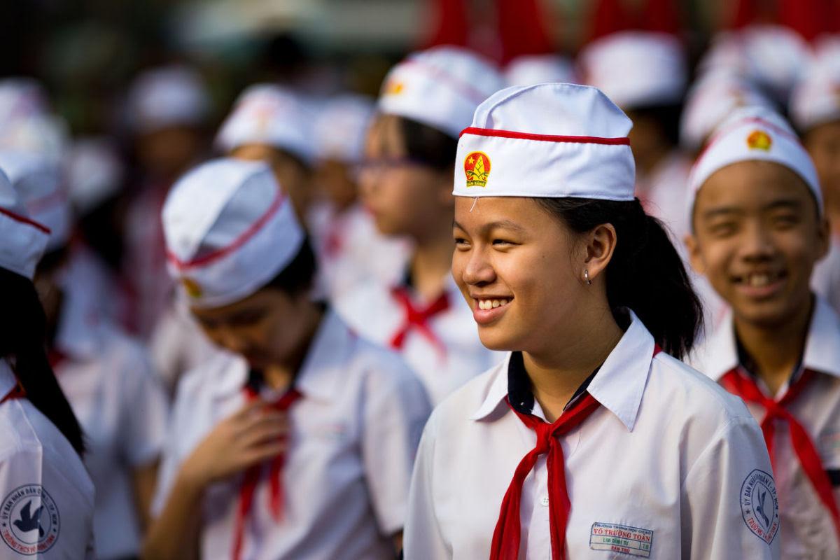 Como são os uniformes escolares em alguns países ao redor do mundo 25