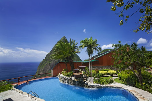 Ladera Resort, St. Lucia -