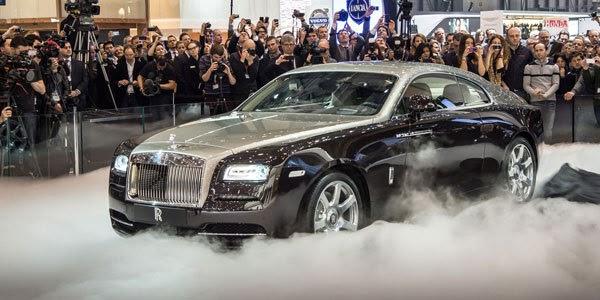 nouveau concept 20769 fdbf3 Rolls Royce Wraith ~ Prestige Car Magazine