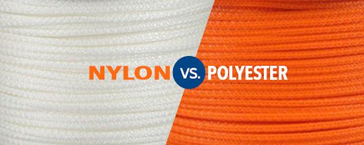 What is the Difference Between Nylon and Polyester Rope?