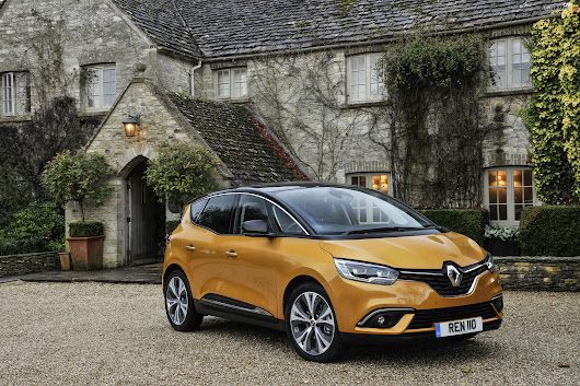 house, 2016, Yellow, Renault Scenic