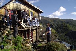 Ματαβενέρο ένα οικοχωριό στην Ισπανία
