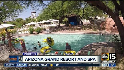 DEAL! Arizona Grand Resort and Spa offering huge discount on stay!