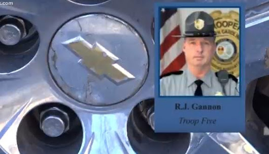 Thanks to A State Trooper, Man Gets To Funeral On Time