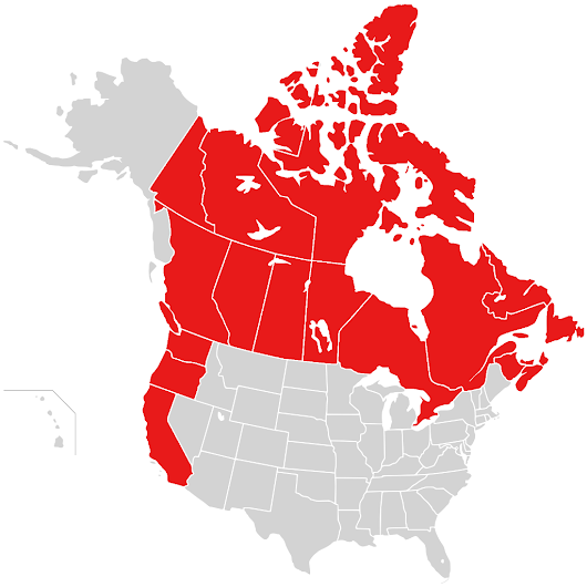 Canadians invite California, Oregon and Washington to join Canada | ThinkPol
