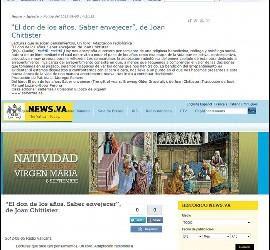 Portada de Radio Vativano y News.va