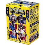NFL Panini 2018 Contenders Football Trading Card BLASTER Box [5 Packs, 1 Autograph OR Memorabilia Card]