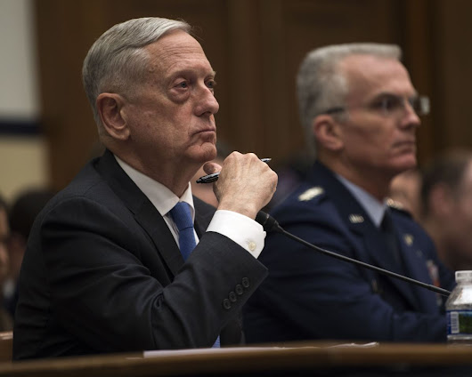 Secretary of Defense performs essential job function