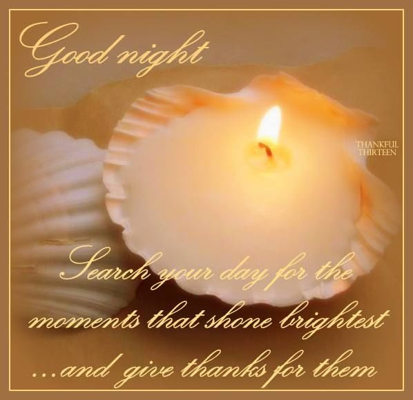 Positive Good Night Quote Pictures Photos And Images For Facebook
