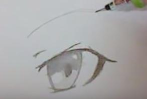 瞳を描くコツは目についてのアナログイラスト講座 Crepoクリポ