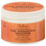 SheaMoisture Coconut & Hibiscus Curl Enhancing Smoothie - 12 oz jar