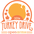 2014 Turkey Drive - Open Arms of Minnesota