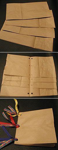 Paper Bag Albums