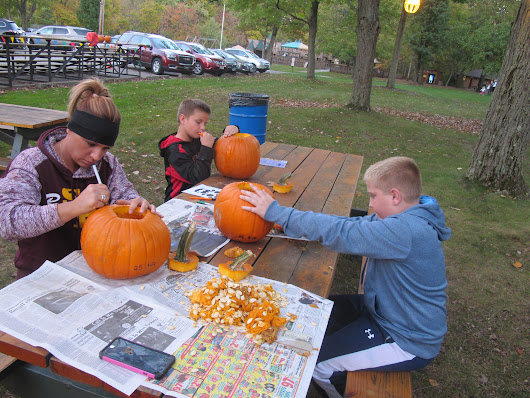 Boardman Park celebrates Halloween with annual weekend fun