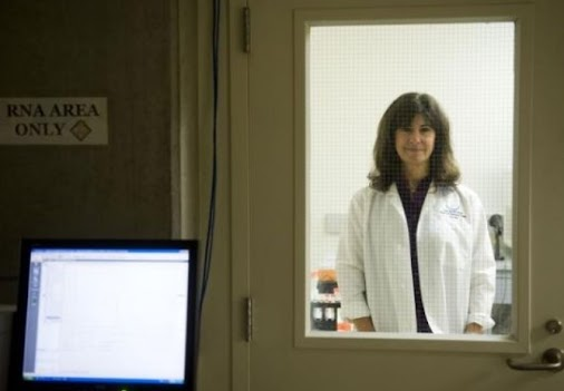 ALS RESEARCH UPDATE:  A cure for Lou Gehrig's disease is sought in tiny cells, Big Data  http://sco.lt...