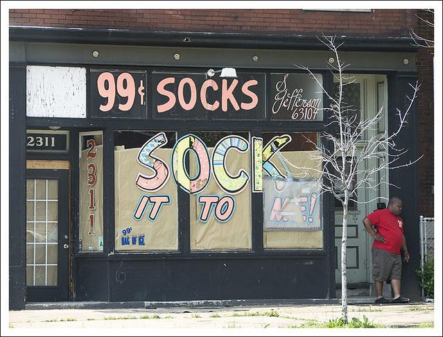 99 Cent Socks