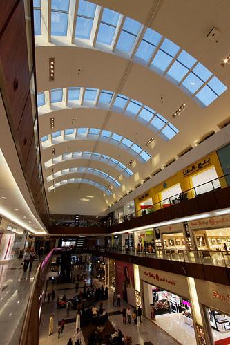 Dubai Mall Roof