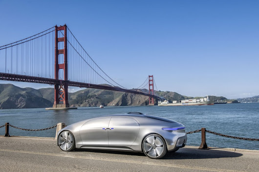 See the Future on the Streets of San Francisco | eMercedesBenz