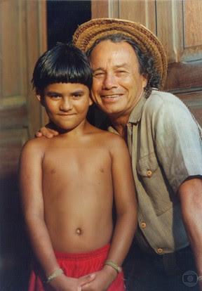 Pedro Oliveira e Stenio Garcia (Foto: CEDOC/TV Globo)