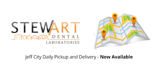 Jeff City - Daily Pickup & Delivery - Stewart Dental Lab