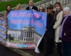 Irlanda en contra de la ampliación de la ley del aborto