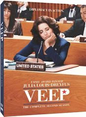 Veep - The Complete Second Season (DVD)