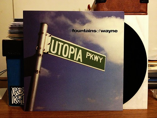 Fountains Of Wayne - Utopia Parkway LP by Tim PopKid