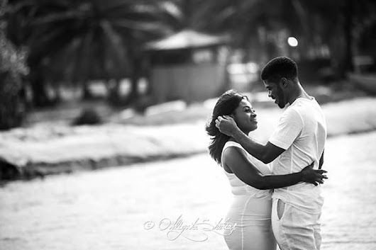 Fawaz and Blessing: the e-session by Obligato Studios Nigerian Pre-weddings