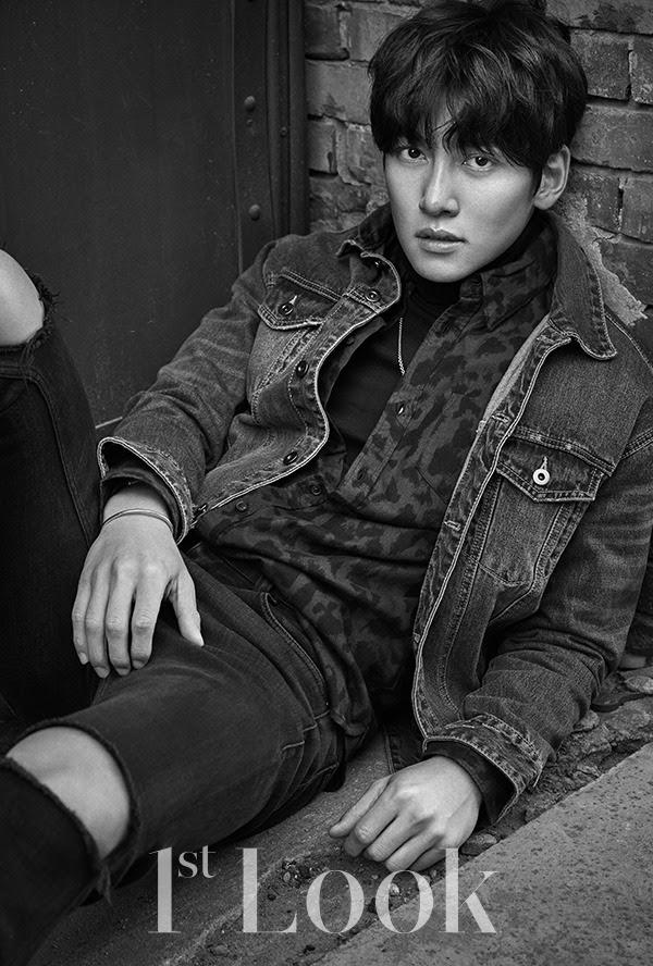 Ji Chang Wook - 1st Look Magazine vol. 127