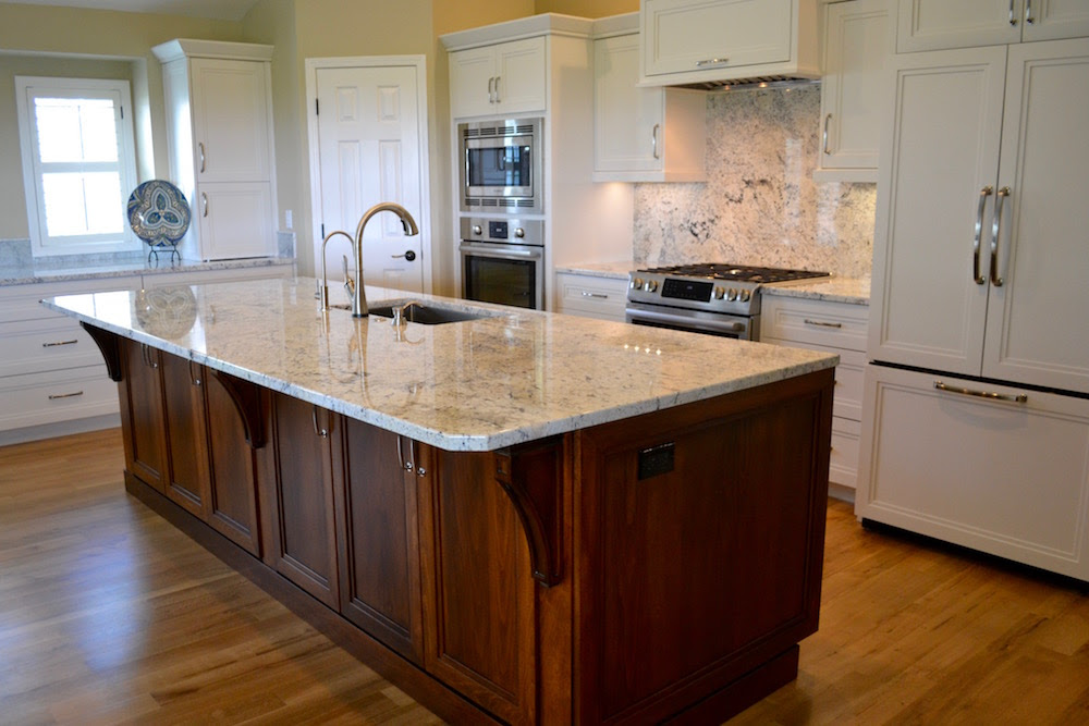 kitchen island 1