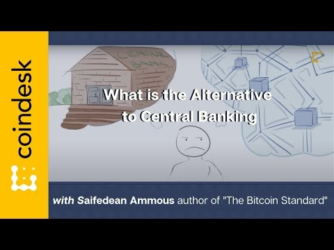 Saifedean Ammous on Why Bitcoin Will Replace Central Banks