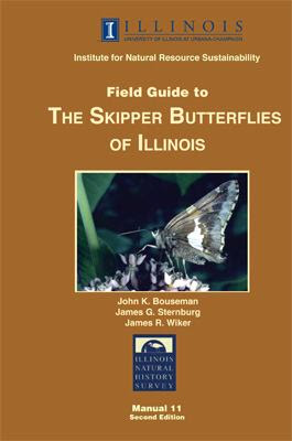 Field Guide To The Skipper Butterflies Of Illinois