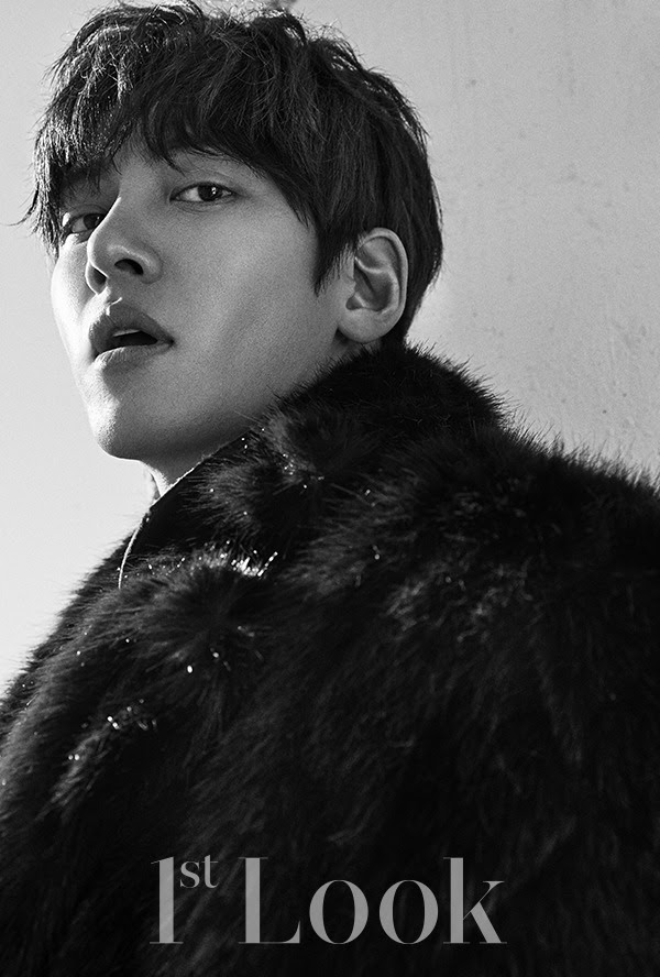 Ji Chang Wook - 1st Look Magazine vol. 127