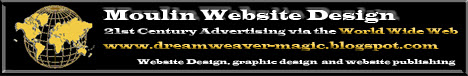 Moulin Website Design