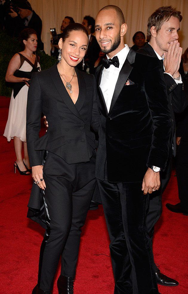 Costume Institute Gala Met Ball - May 7, 2012, Alicia Keys
