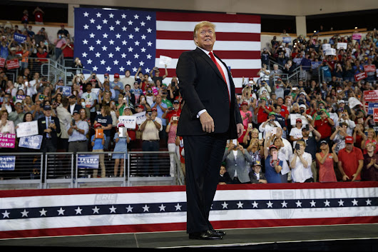 Trump on Rally Blitz as he Tries to Stave off Dem Gains - Florida Daily Post