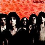Sparks Bearsville records - Sparks first Lp album