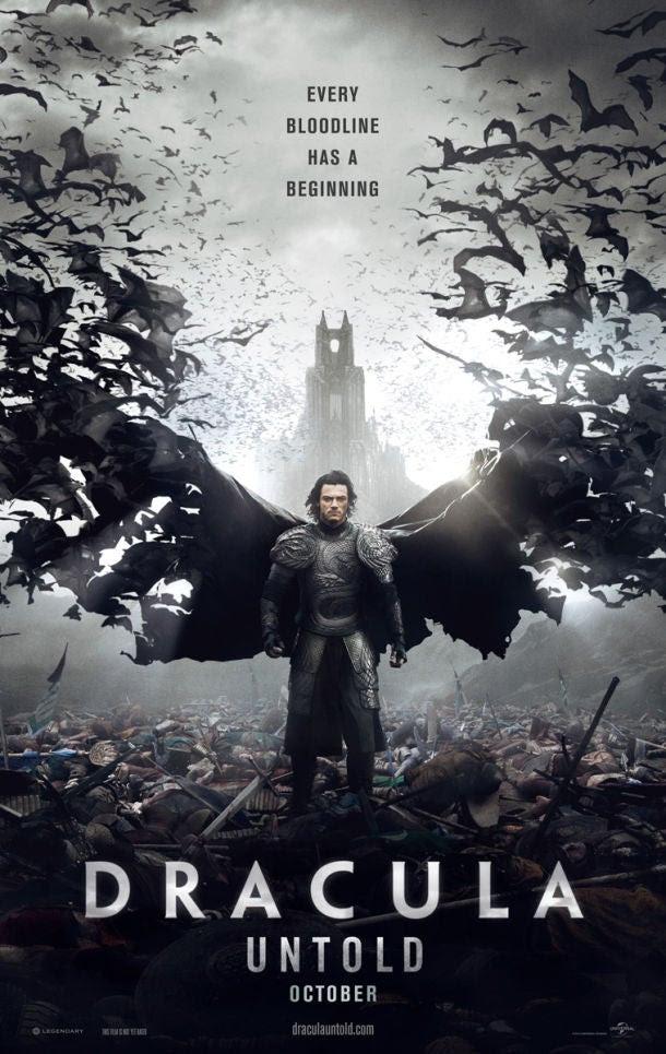 Download Dracula Untold Full Movie HD