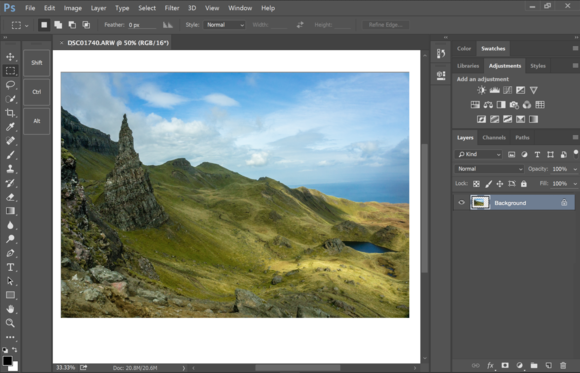 Adobe releases big updates to Photoshop and a new 3D character app, Fuse