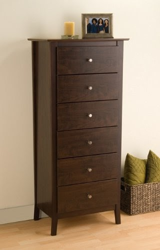 Dressers Furniture Store Prepac Manhattan Espresso Tall 6
