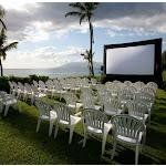 OpenAirCinema CBP16 Cinebox 16 x 9 ft. Pro Line Outdoor Movie System