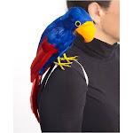 Forum Novelties Stuffed Parrot Costume Accessory