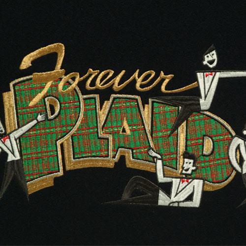 Forever Plaid by Wilcom Discovery