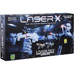 Laser X Two Player Laser Tag Blaster Gaming Set