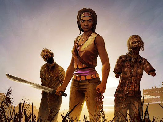 Walking Dead Offers Rare Glimpse of Diversity in Gaming