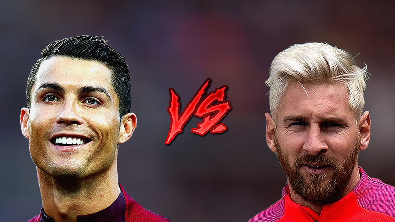 DP BBM Messi Vs Ronaldo El Clasico Jilid Pertama Download Gambar Kata