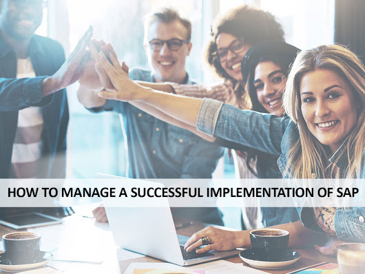 How to manage a successful implementation of SAP - Zarantech